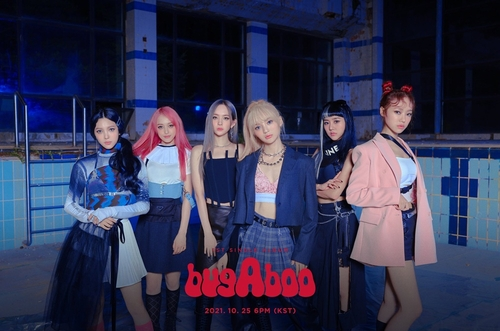 六人組女團bugAboo正式出道