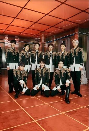 NCT 127發佈正規三輯重裝版《Favorite》