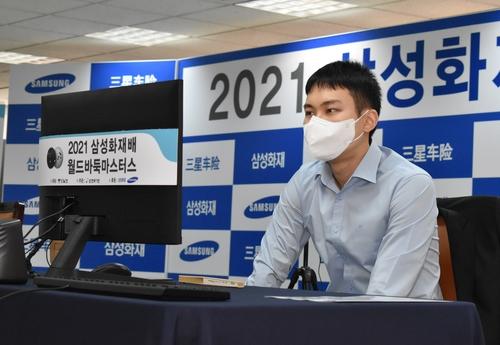 樸廷桓力壓趙晨宇 晉級三星杯決賽