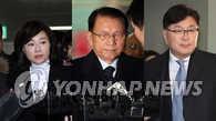 韓涉文藝界黑名單案兩高官到案受查 或當面對質