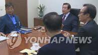 韓代總統退回12名青瓦臺幕僚的辭呈