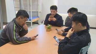韓軍士兵使用手機試點範圍4月擴至全部隊