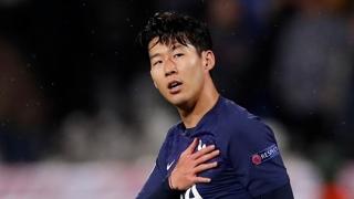 孫興慜歐洲聯賽總進球123粒 書寫南韓球員新歷史