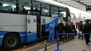 威海對自韓入境乘客實施全員隔離