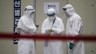 南韓新增105例新冠確診病例 累計9583例