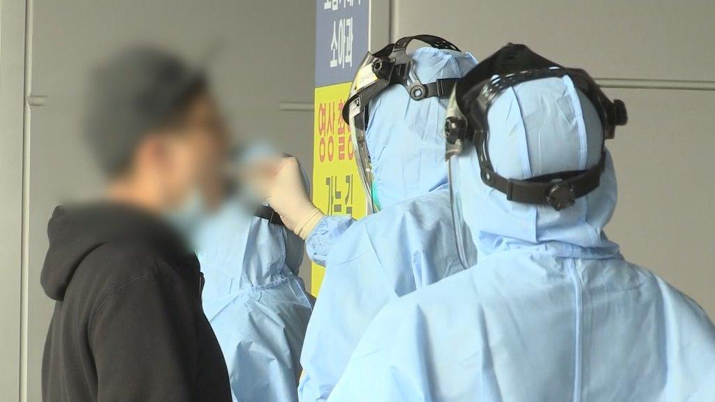 南韓新增101例新冠確診病例 累計9887例