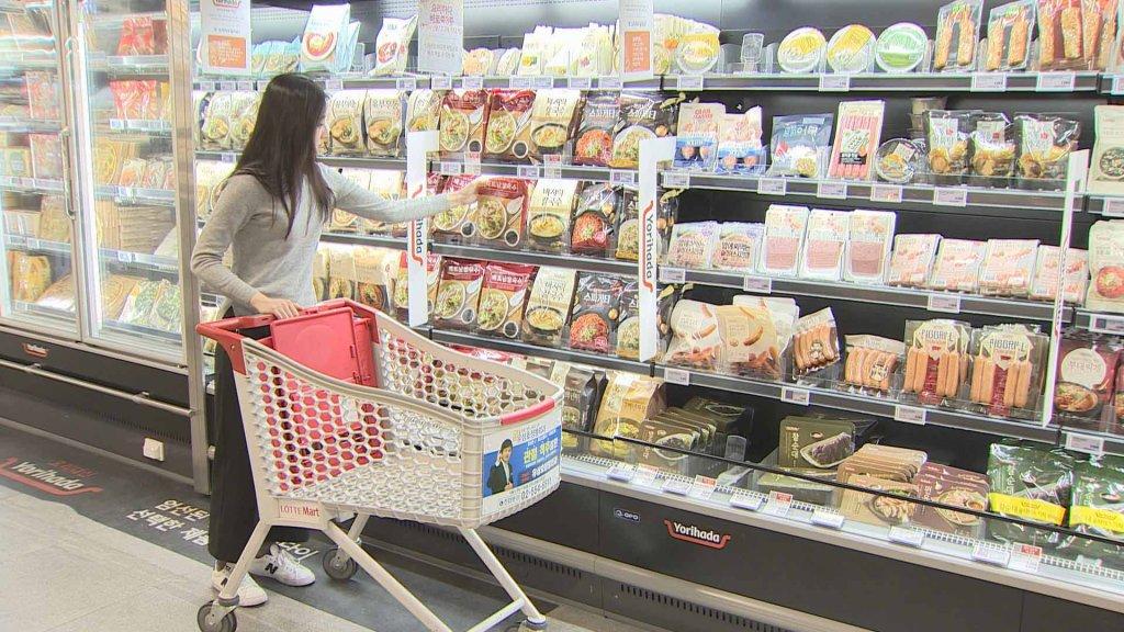 南韓3月CPI同比上漲1%