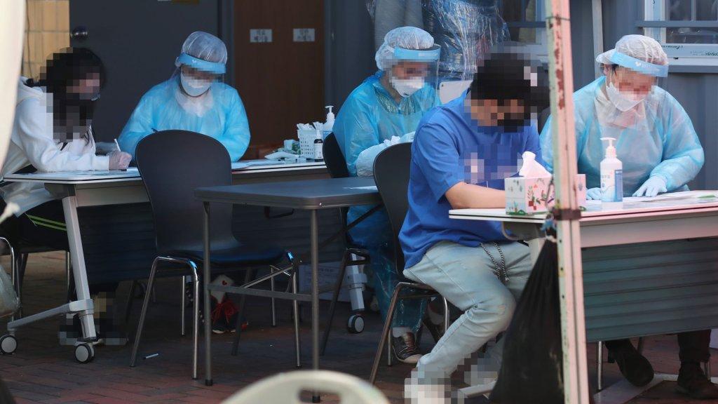 詳訊:南韓新增49例新冠確診病例 累計11590例