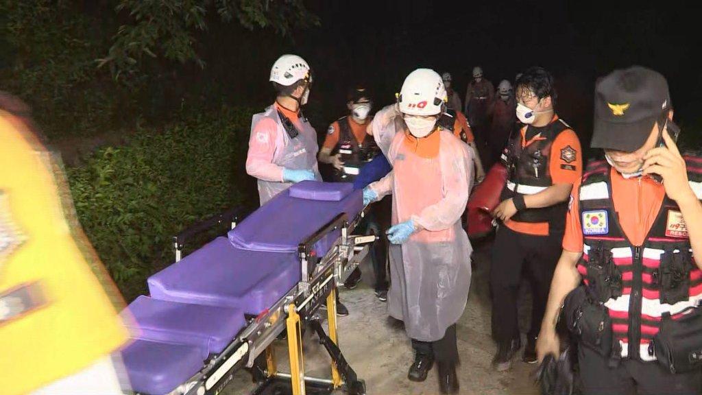 首爾市長樸元淳在市區一山上被發現身亡