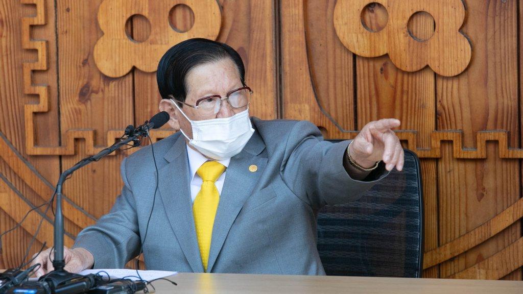 韓檢方提請批捕涉嫌妨害疫情防控新天地教主