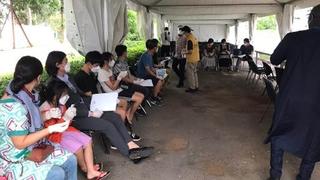 南韓新增18例新冠確診病例 累計14269例