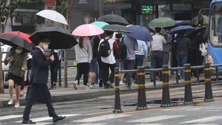 南韓中部地區梅雨季持續49天創新高