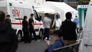 南韓新增110例新冠確診病例 累計23216例