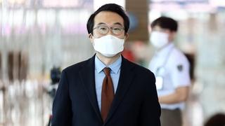 南韓對朝代表李度勳啟程赴美 將會晤美對朝代表