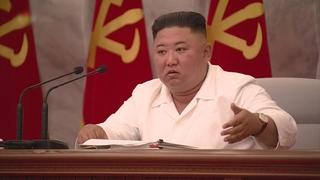 朝鮮勞動黨召開政治局會議 未提及韓公民在朝遇害事件