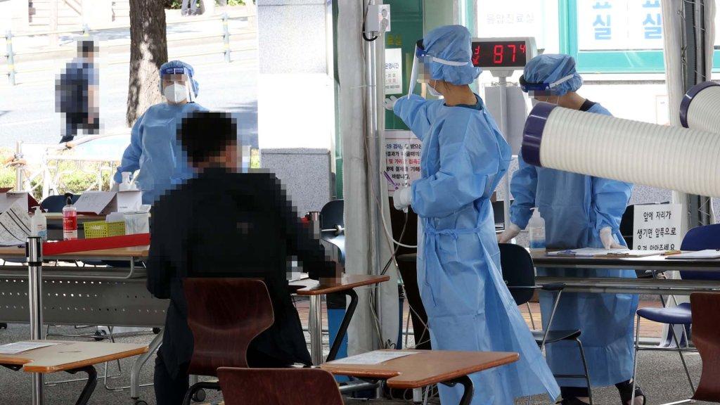 南韓新增76例新冠確診病例 累計25275例