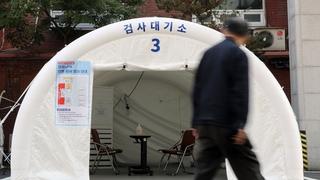 南韓新增58例新冠確診病例 累計25333例