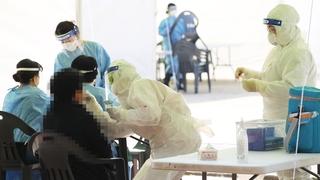 南韓新增91例新冠確診病例 累計25424例