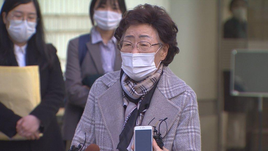 韓法院判處日政府向慰安婦受害者賠償每人60萬