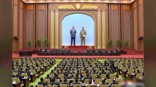 朝鮮舉行第十四屆最高人民會議第四次會議