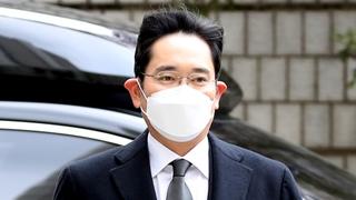 李在鎔行賄案重審獲刑2年半當庭被捕
