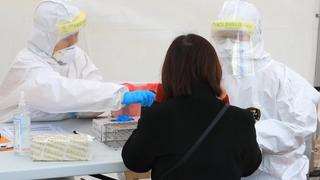 南韓新增354例新冠確診病例 累計75875例