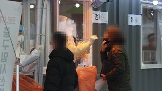 南韓新增497例新冠確診病例 累計76926例