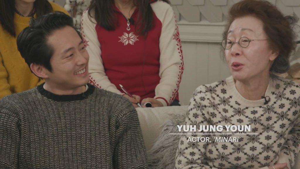 美媒預測尹汝貞憑《米納�堙n拿奧斯卡獎