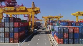 南韓2月出口同比增加9.5%