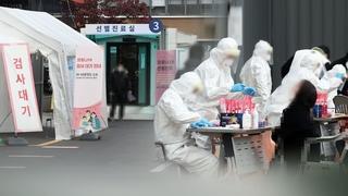 南韓新增344例新冠確診病例 累計90372例