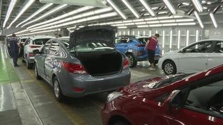 南韓五大整車廠商2月銷量同比增2.3%