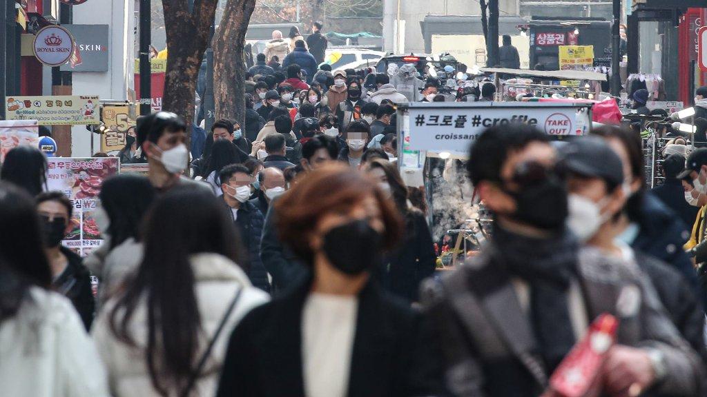 統計:首爾市人口時隔32年跌破千萬