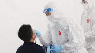 南韓新增424例新冠確診病例 累計91240例