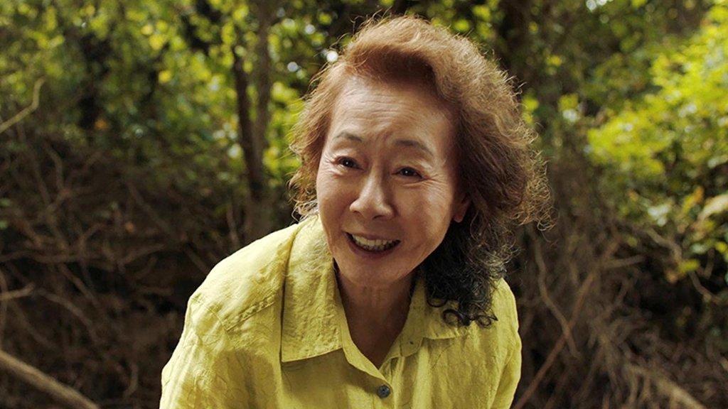 尹汝貞奪得英國電影學院獎最佳女配角獎