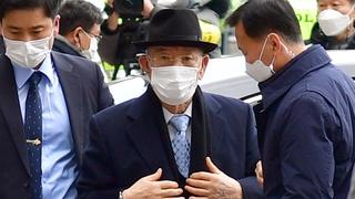 韓前總統全鬥煥缺席損害名譽案二審首場庭審