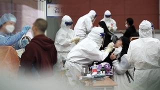 南韓新增610例新冠確診病例 累計131671例