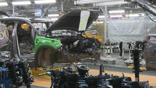 南韓4月汽車產量和出口保持兩位數增長