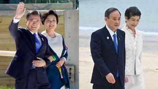 文在寅對未能同日本首相菅義偉舉行會談表遺憾