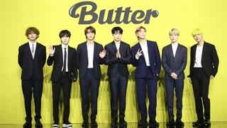 防彈《Butter》連續三周登頂公告牌單曲榜