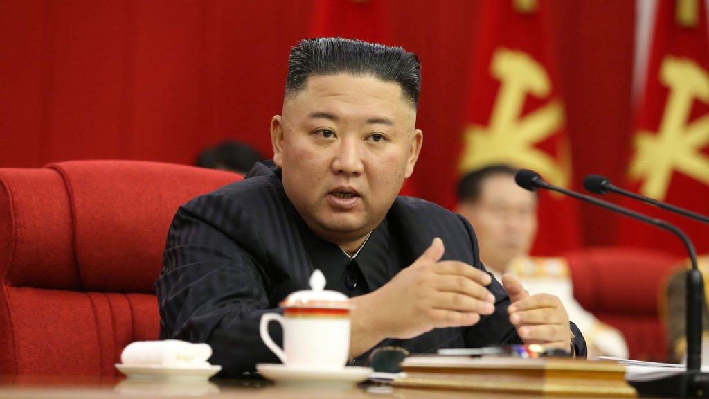 金正恩稱需穩控半島局勢做好對話對決準備