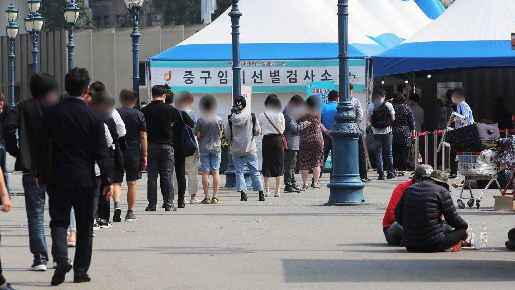 南韓新增429例新冠確診病例 累計151149例