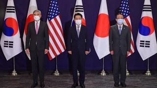 韓美日對朝代表在首爾會晤
