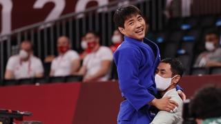 南韓選手安昌林奪得男子柔道73公斤級銅牌