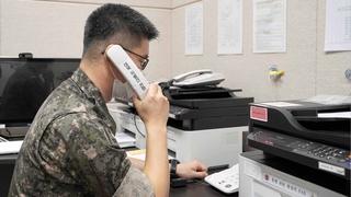 朝鮮回應南韓通過海上頻率所發資訊