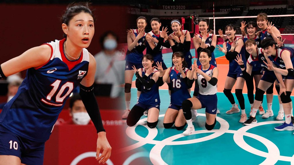 南韓女排戰勝土耳其挺進東奧準決賽