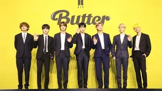 防彈《Butter》公告牌百強單曲榜排名第八