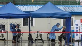 南韓新增2155例新冠確診病例 累計241439例