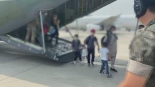 韓軍機載阿富汗人從巴基斯坦起飛下午將抵韓