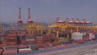 韓8月出口同比增34.9%創歷年同月之最