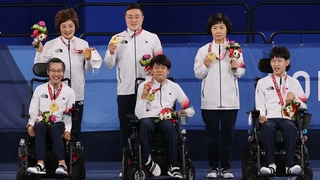南韓隊奪得東京殘奧硬地滾球雙人項目冠軍
